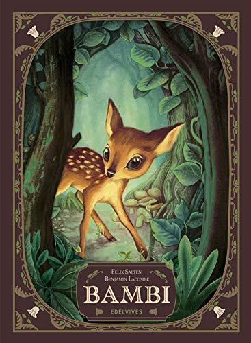 Bambi Edelvives Portada