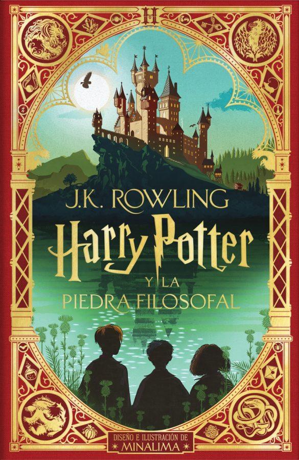 Harry Potter MinaLima
