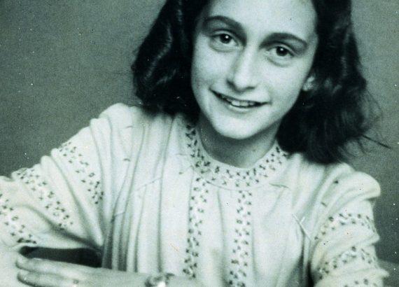 Anne Frank colegio diciembre 1941