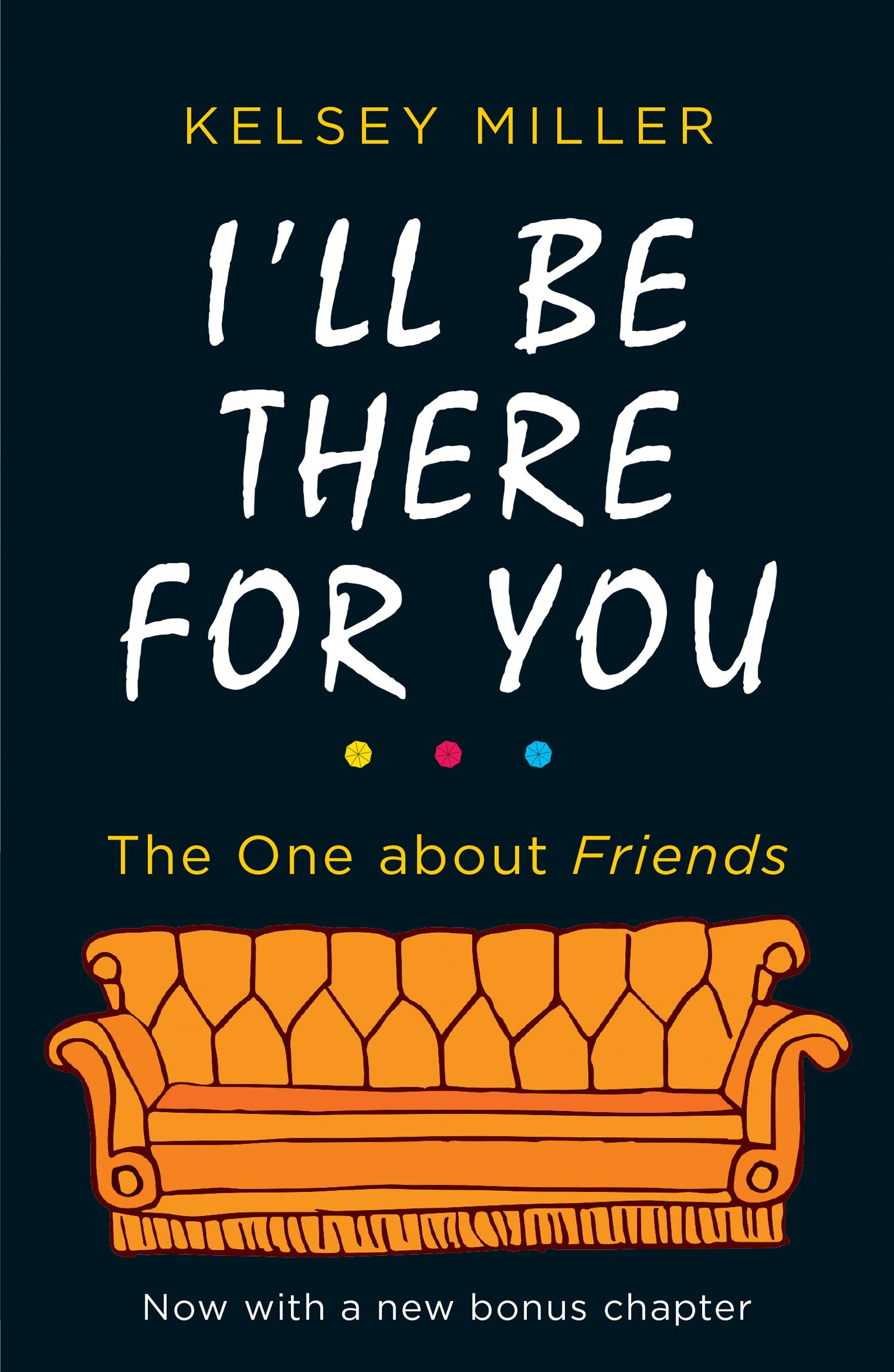 I'll be there for you portada